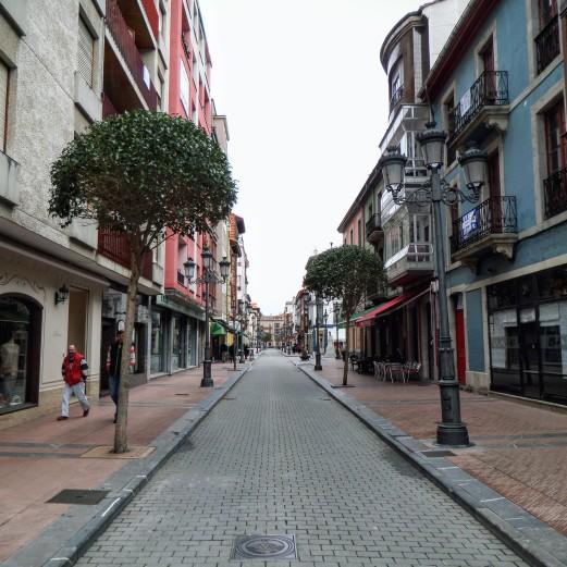 Ribasdella. Quaint place for a coffee stop