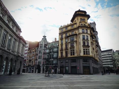 Early morning- Dramatic Oviedo