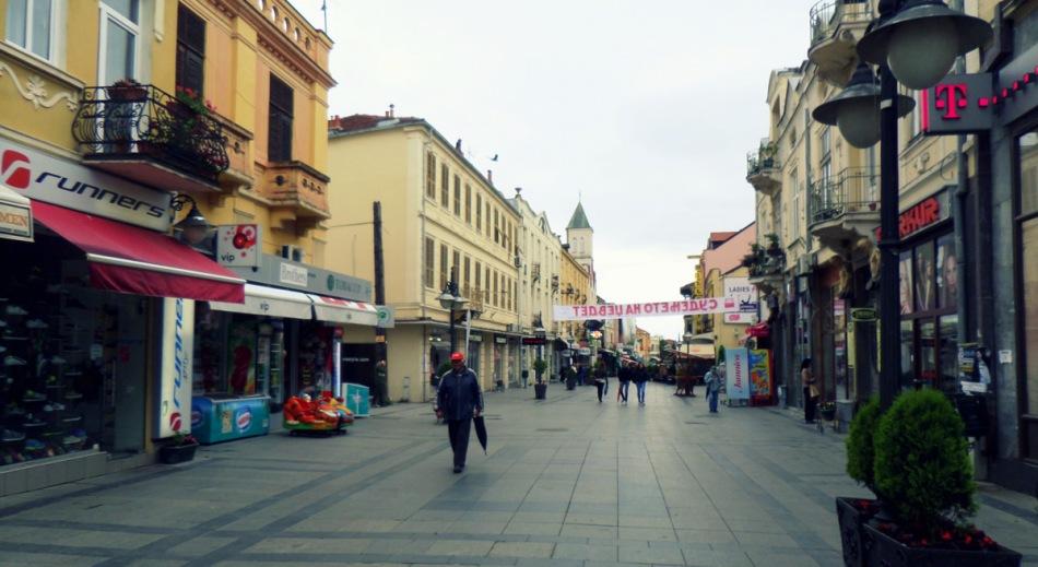 Bitola High Street