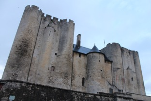 Niort Donjon - some history there apparently.