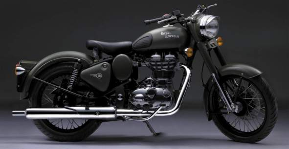 Royal Enfield Bullet G5 Military EFI 12 1