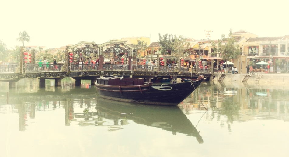 Hoi An Bridge